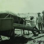 Loading black rhino ca. 1971