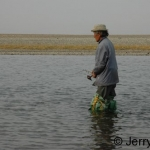 Suren fishing for lenok