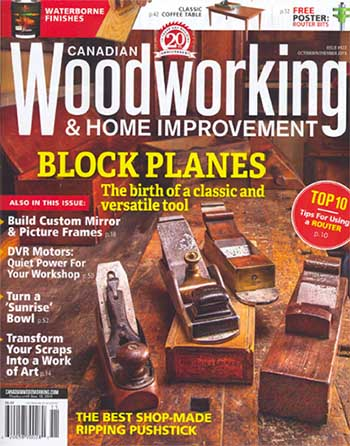Woodworking Article